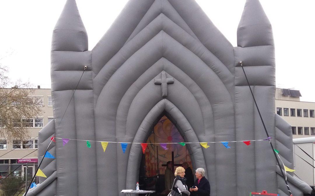 De kerk opnieuw uitvinden